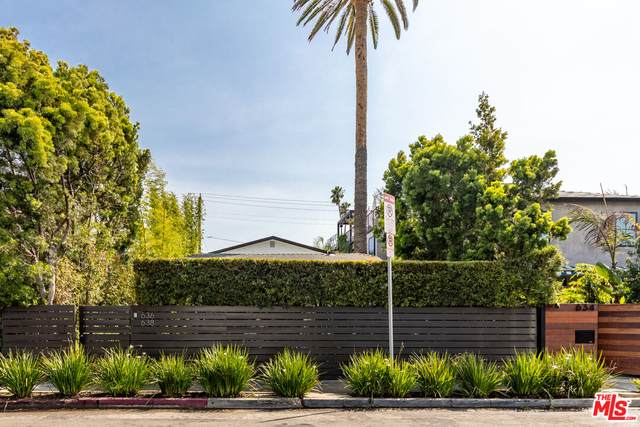 636 Brooks Ave, Venice, CA 90291 (MLS #21-790888) :: Hacienda Agency Inc