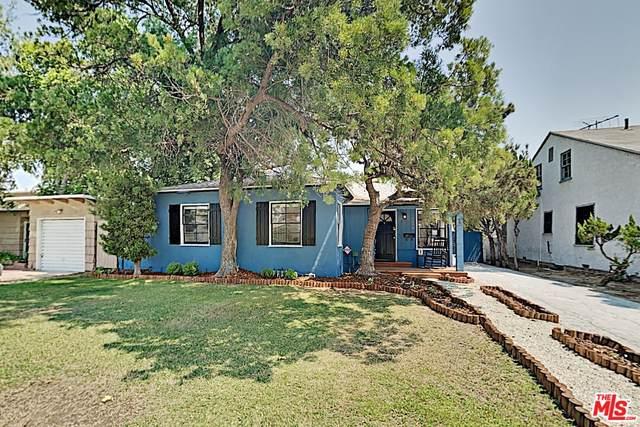 6306 Morella Ave, North Hollywood, CA 91606 (#21-790942) :: Vida Ash Properties | Compass