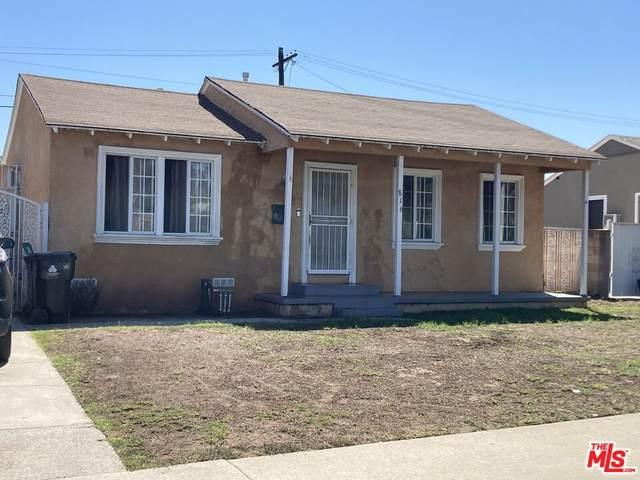 816 E 118Th St, Los Angeles, CA 90059 (#21-790956) :: Lydia Gable Realty Group