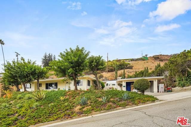 1635 Hazbeth Ln, Glendale, CA 91202 (#21-791168) :: The Bobnes Group Real Estate