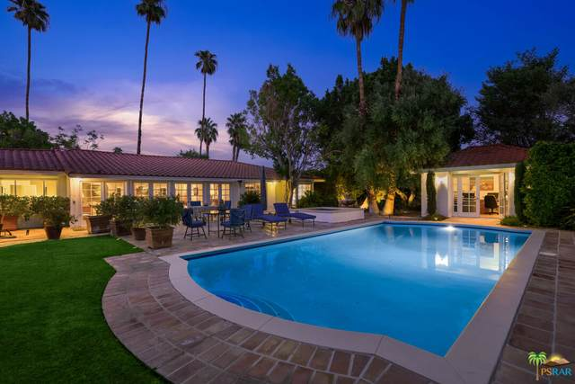 345 W Vista Chino, Palm Springs, CA 92262 (#21-791222) :: The Bobnes Group Real Estate