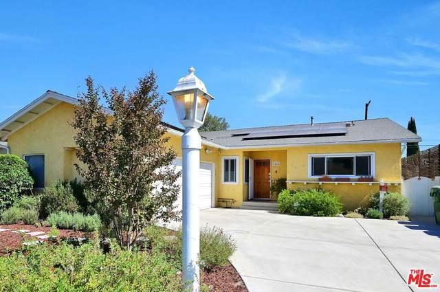 7464 Whitaker Ave, Lake Balboa, CA 91406 (#21-791236) :: Vida Ash Properties | Compass
