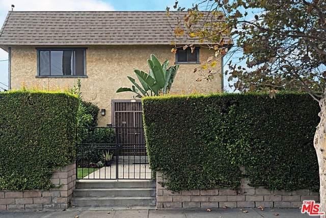 713 N Orange Dr, Los Angeles, CA 90038 (#21-791360) :: Berkshire Hathaway HomeServices California Properties