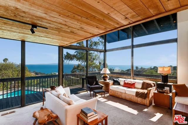 581 Paseo Miramar, Pacific Palisades, CA 90272 (MLS #21-791522) :: The Sandi Phillips Team