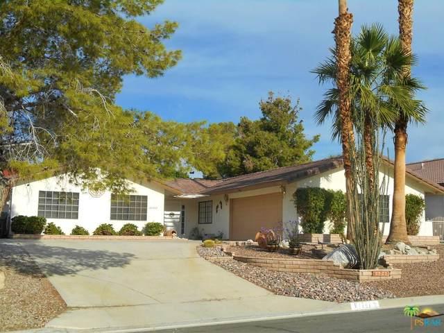 64747 Pinehurst Cir, Desert Hot Springs, CA 92240 (MLS #21-791626) :: Zwemmer Realty Group