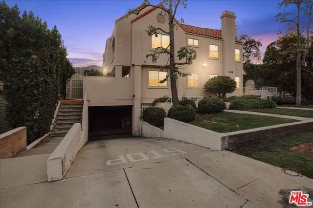 3414 Montrose Ave #6, Glendale, CA 91214 (#21-791680) :: The Bobnes Group Real Estate