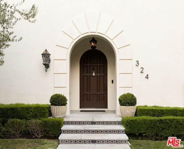 324 S June St, Los Angeles, CA 90020 (MLS #21-791830) :: Hacienda Agency Inc