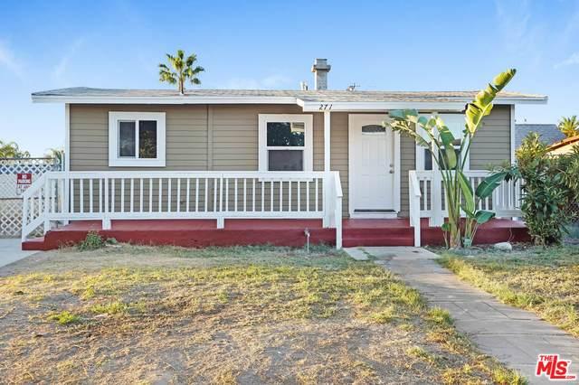 271 E 10Th St, San Bernardino, CA 92410 (#21-791880) :: The Pratt Group