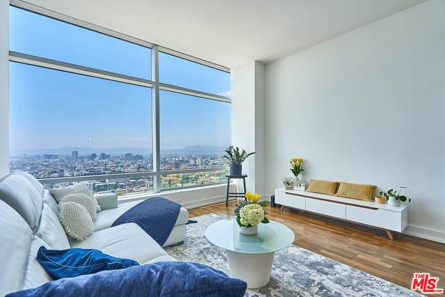 900 W Olympic Blvd 34F, Los Angeles, CA 90015 (#21-791970) :: The Bobnes Group Real Estate