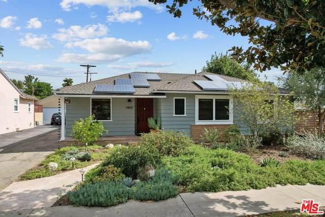 5842 Costello Ave, Van Nuys, CA 91401 (#21-792070) :: Vida Ash Properties | Compass