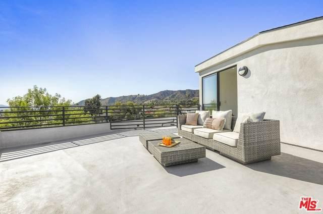 1409 Roca Ln, Los Angeles, CA 90041 (MLS #21-792270) :: The John Jay Group - Bennion Deville Homes