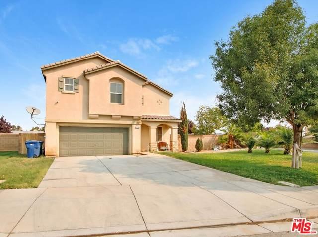 1763 E Ivesbrook St, Lancaster, CA 93535 (#21-792322) :: The Bobnes Group Real Estate