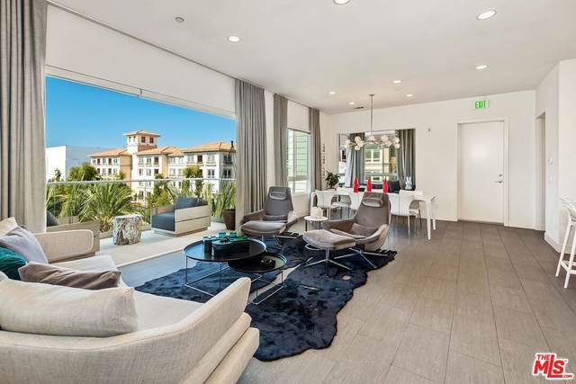 12655 Sandhill Ln #3, Los Angeles, CA 90094 (#21-792570) :: Vida Ash Properties   Compass