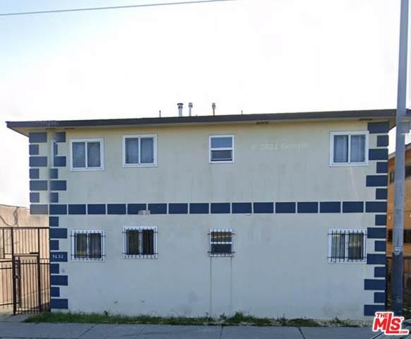 9632 S Western Ave, Los Angeles, CA 90047 (MLS #21-792668) :: The Jelmberg Team