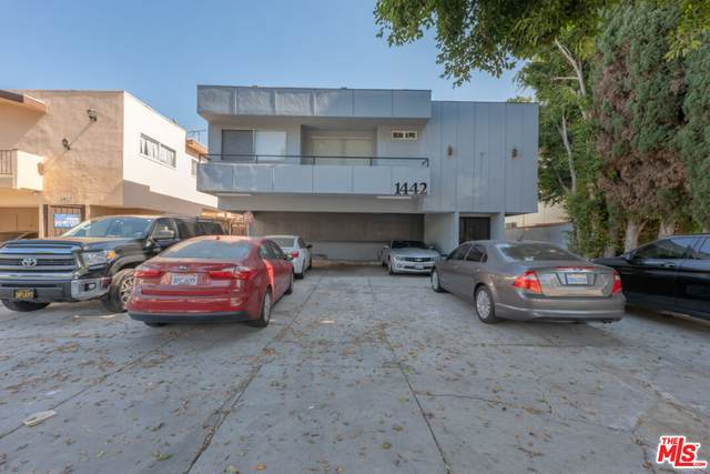 1442 S Wooster St, Los Angeles, CA 90035 (#21-792748) :: The Bobnes Group Real Estate