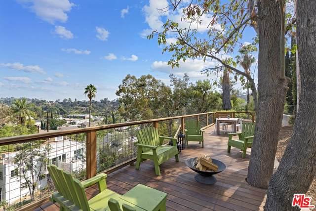 4866 Hartwick St, Los Angeles, CA 90041 (MLS #21-792798) :: The John Jay Group - Bennion Deville Homes