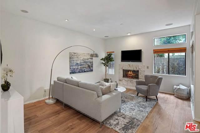 11847 Laurelwood Dr #205, Studio City, CA 91604 (#21-792830) :: The Bobnes Group Real Estate