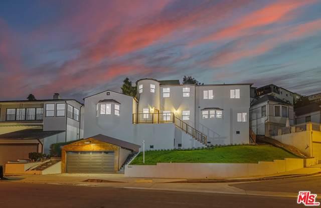 4261 Palmero Blvd Blvd, Los Angeles, CA 90008 (#21-793034) :: The Pratt Group