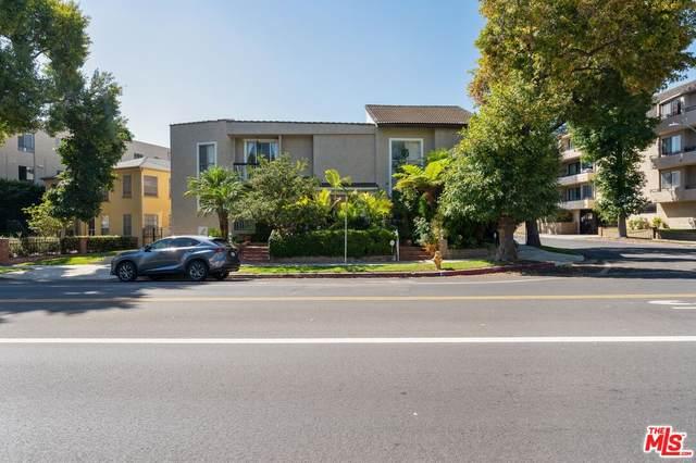 1303 S Roxbury Dr, Los Angeles, CA 90035 (#21-793052) :: The Bobnes Group Real Estate