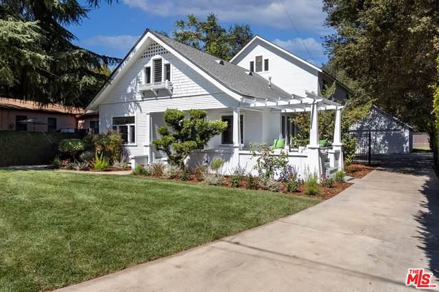 297 E Penn St, Pasadena, CA 91104 (#21-793062) :: Vida Ash Properties | Compass