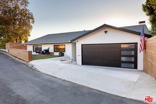 2828 Palmer Dr, Los Angeles, CA 90065 (MLS #21-793066) :: The John Jay Group - Bennion Deville Homes