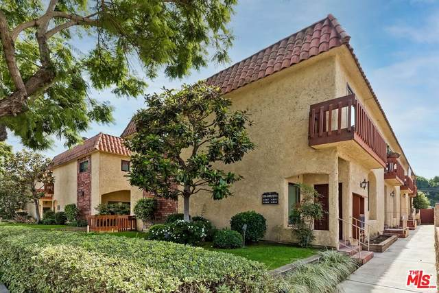 4313 Duquesne Ave, Culver City, CA 90232 (#21-793118) :: Lydia Gable Realty Group
