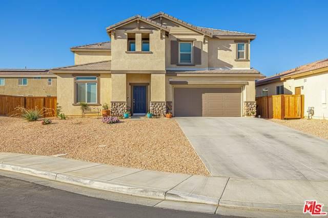 3721 Mount Whitney Ave, Rosamond, CA 93560 (#21-793212) :: Vida Ash Properties | Compass