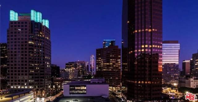 877 Francisco St #1115, Los Angeles, CA 90017 (MLS #21-793270) :: Hacienda Agency Inc