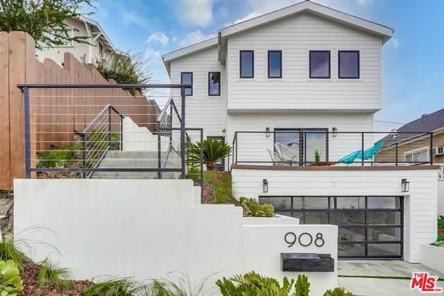 908 N Gage Ave, Los Angeles, CA 90063 (#21-793280) :: Vida Ash Properties | Compass