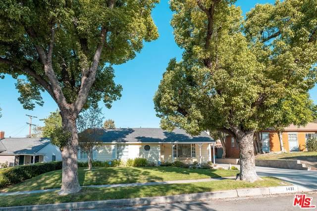 1431 Allen Ave, Glendale, CA 91201 (#21-793290) :: The Bobnes Group Real Estate