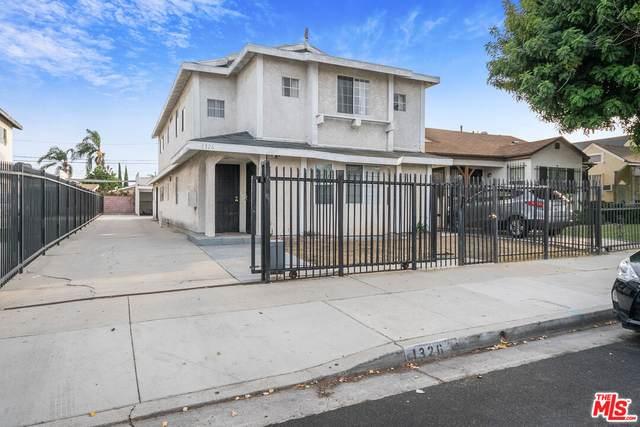 1326 W 90Th Pl, Los Angeles, CA 90044 (MLS #21-793320) :: The Sandi Phillips Team