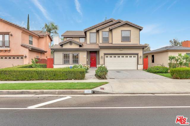 4921 Fulton Ave, Sherman Oaks, CA 91423 (#21-793322) :: Randy Plaice and Associates