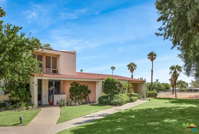2521 N Whitewater Club Dr B, Palm Springs, CA 92262 (#21-793326) :: Vida Ash Properties | Compass