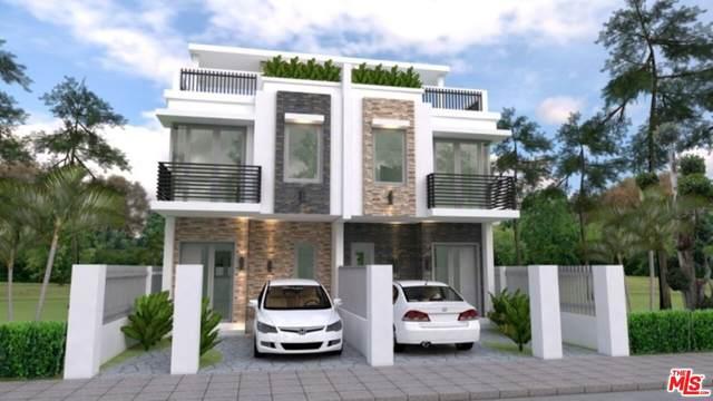 424 Westmount Dr, West Hollywood, CA 90048 (#21-793392) :: The Bobnes Group Real Estate