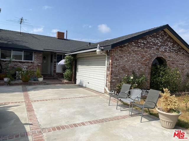 7411 Lemp Ave, North Hollywood, CA 91605 (MLS #21-793440) :: The John Jay Group - Bennion Deville Homes