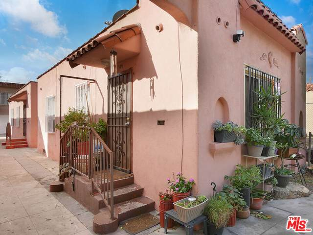 124 E 74Th St, Los Angeles, CA 90003 (#21-793552) :: The Bobnes Group Real Estate
