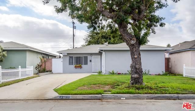 2720 E 56Th Way, Long Beach, CA 90805 (#21-793694) :: The Bobnes Group Real Estate