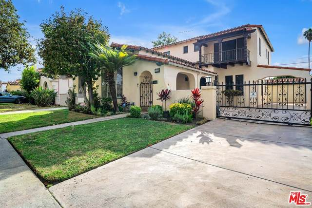 4137 4Th Ave, Los Angeles, CA 90008 (#21-793718) :: The Pratt Group