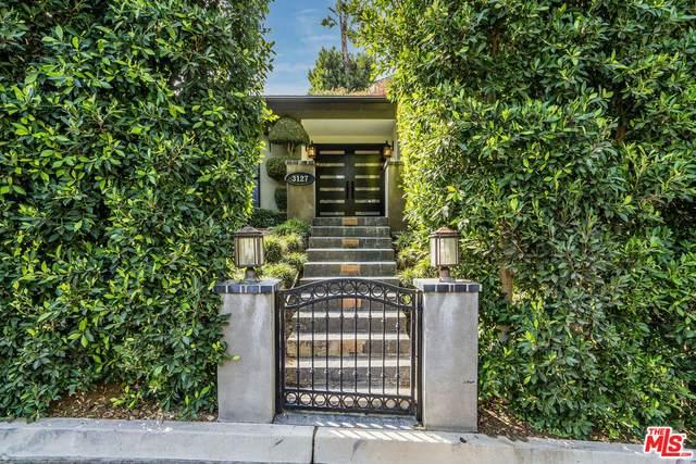 3127 Chandelle Rd, Los Angeles, CA 90046 (#21-793744) :: The Pratt Group
