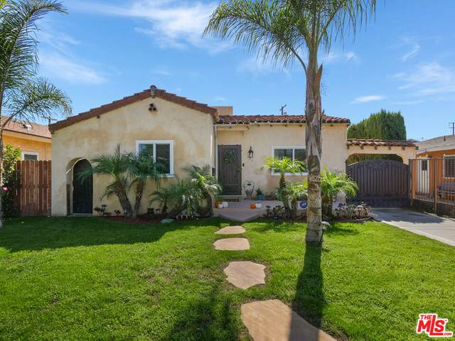 328 W Spruce Ave, Inglewood, CA 90301 (MLS #21-793750) :: The John Jay Group - Bennion Deville Homes