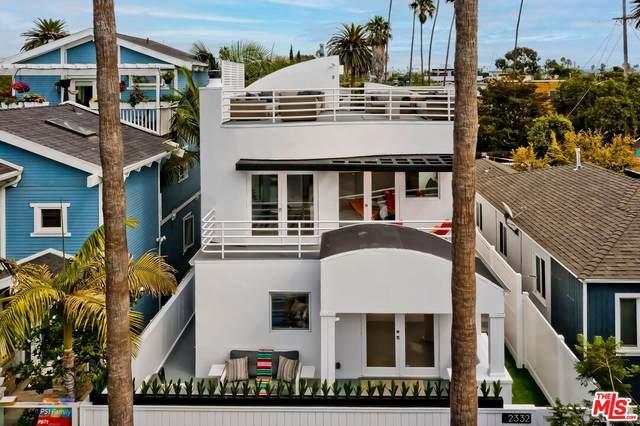 2332 Ocean Ave, Venice, CA 90291 (MLS #21-793782) :: Hacienda Agency Inc