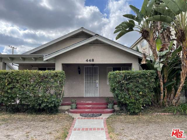 448 W California Ave, Glendale, CA 91203 (#21-793796) :: The Bobnes Group Real Estate