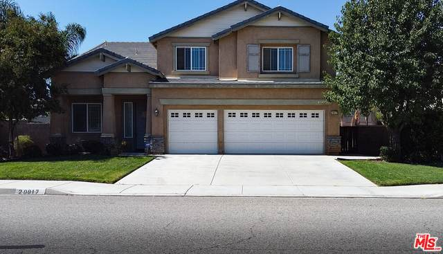 29817 Lamprey St, Sun City, CA 92586 (#21-793824) :: The Bobnes Group Real Estate