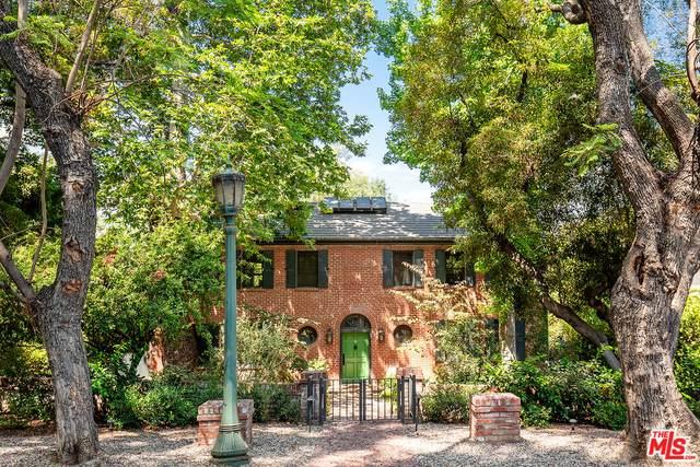 355 S San Rafael Ave, Pasadena, CA 91105 (#21-793928) :: The Pratt Group