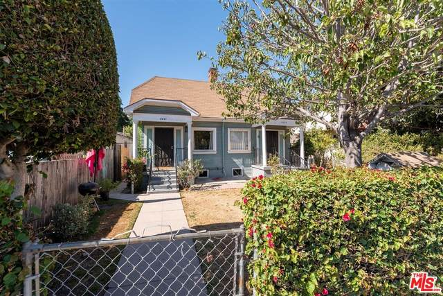 3635 8th Ave, Los Angeles, CA 90018 (#21-793944) :: The Bobnes Group Real Estate