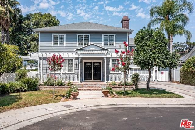 4959 W Melrose Hl, Los Angeles, CA 90029 (#21-793972) :: Berkshire Hathaway HomeServices California Properties