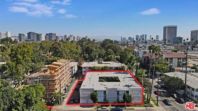 11423 Ohio Ave, Los Angeles, CA 90025 (MLS #21-794014) :: The John Jay Group - Bennion Deville Homes