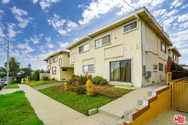 625 E Queen St, Inglewood, CA 90301 (MLS #21-794080) :: The Jelmberg Team