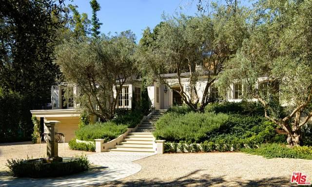 9161 Hazen Dr, Beverly Hills, CA 90210 (#21-794140) :: The Bobnes Group Real Estate