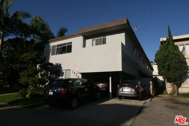 1538 S Westgate Ave, Los Angeles, CA 90025 (MLS #21-794216) :: The John Jay Group - Bennion Deville Homes
